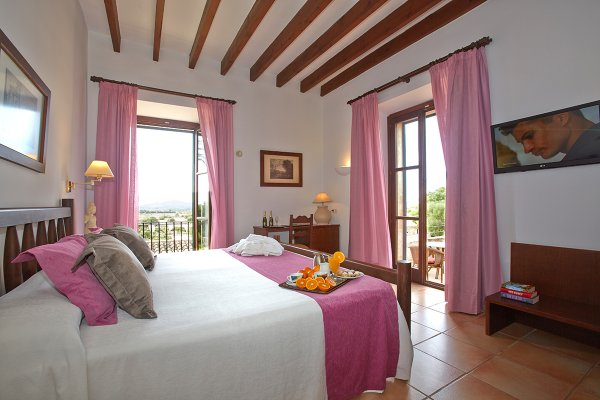 Son Trobat Hotel is awarded as one of the best hotel in the Balearic Island